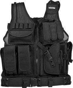 Barska Loaded Gear Tactical Vest- Right Hand