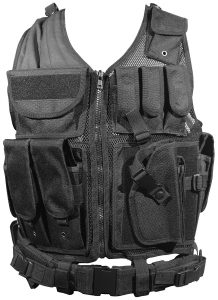 Firepower Deluxe Tactical Vest