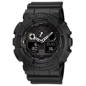 G-SHOCK The GA 100 Military Series Watch