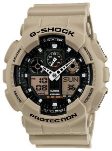 Casio G-Shock GA100SD-8A Men's Watch- Military Series