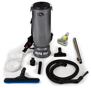 GV Powerful Backpack Vacuum