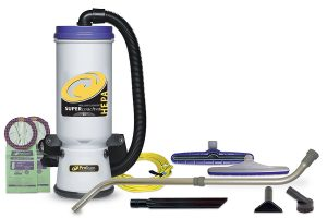 ProTeam Backpack Vacuums Super CoachVac