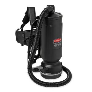 Rubbermaid Commercial Executive Series Backpack Vacuum Cleaner
