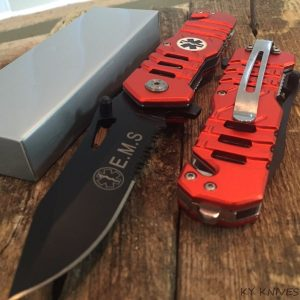 Snake Eye Tactical Spring Assisted Opening Knife