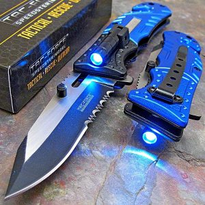Tac-Force Police Assisted Rescue Pocket Knife