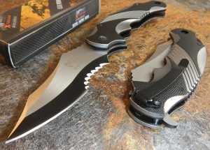 Xtreme Ballistic M-tech Flipper Pocket Knife